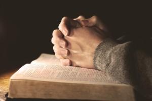 I'm thankful for prayer