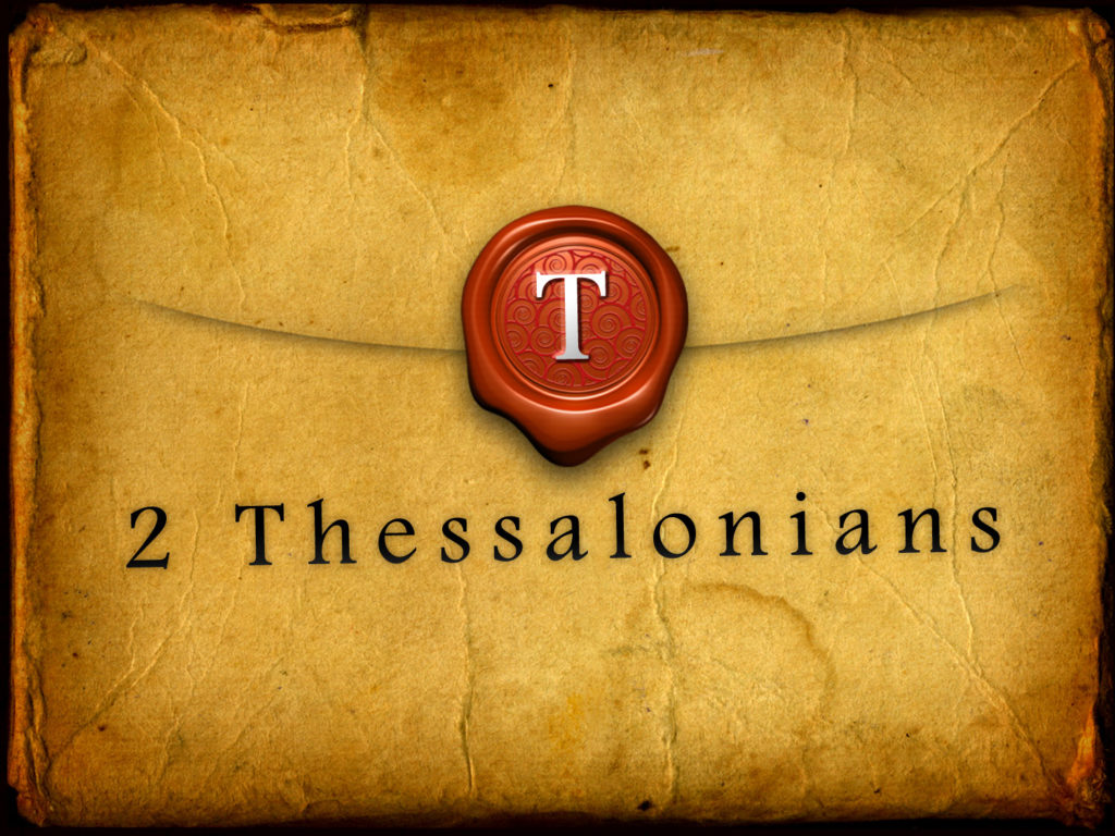 Book of 2 Thessalonians