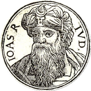 King Joash of Judah