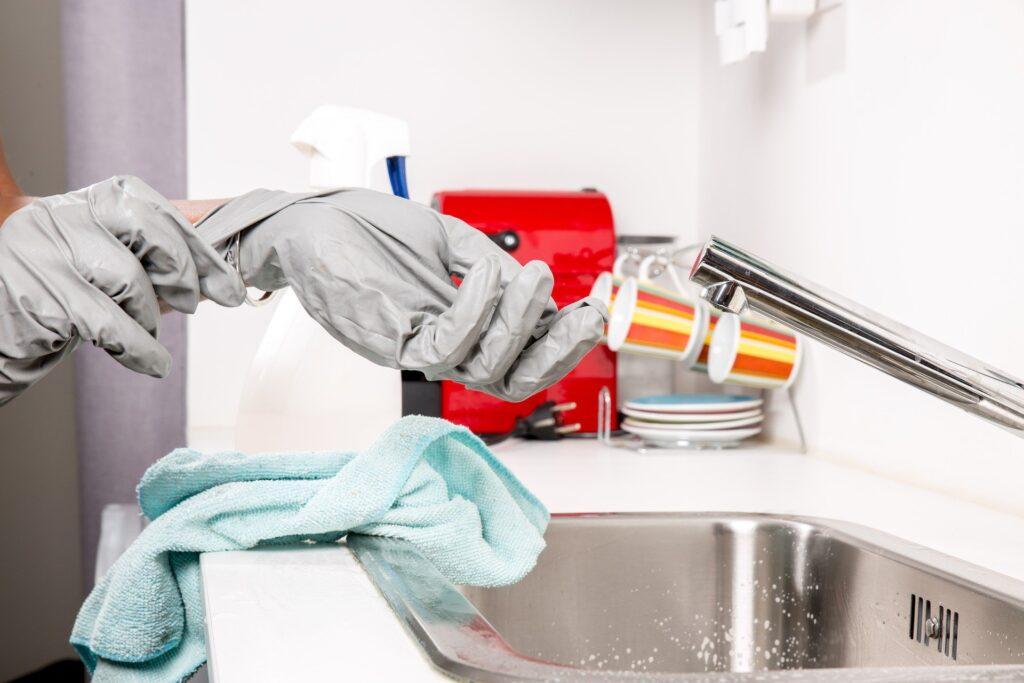 Dividing Household Tasks