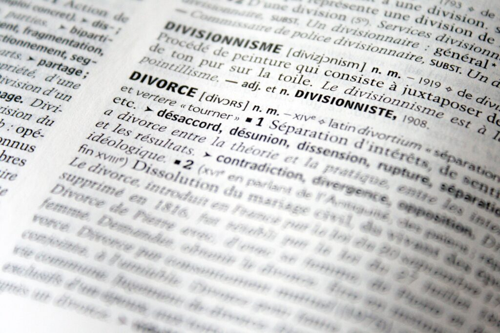 Top Myths about Divorce