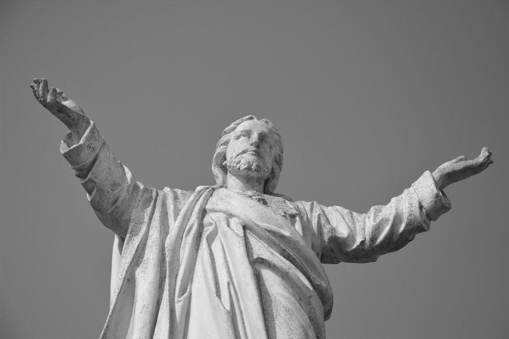 Statue of Jesus the Christ